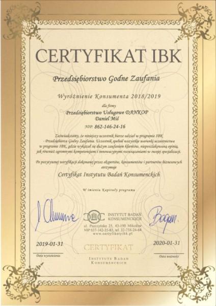 certyfikat20001